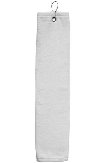 Carmel Towel Company C162523 White