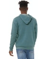 Bella + Canvas 3739 Heather Deep Teal