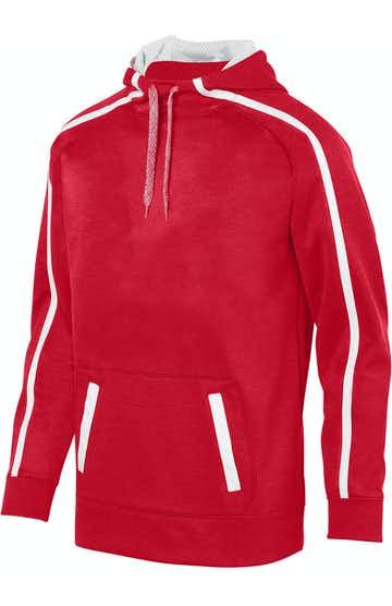Augusta Sportswear 5554 Red/ White