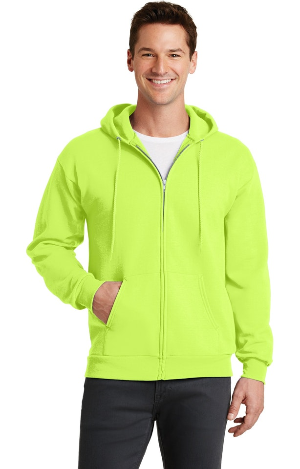 Port & Company PC78ZH Neon Yellow