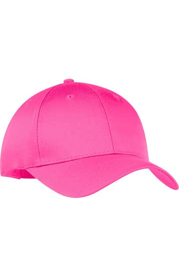 Port & Company CP80 Neon Pink
