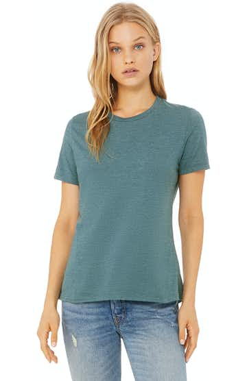 Bella + Canvas 6400CVC Heather Deep Teal