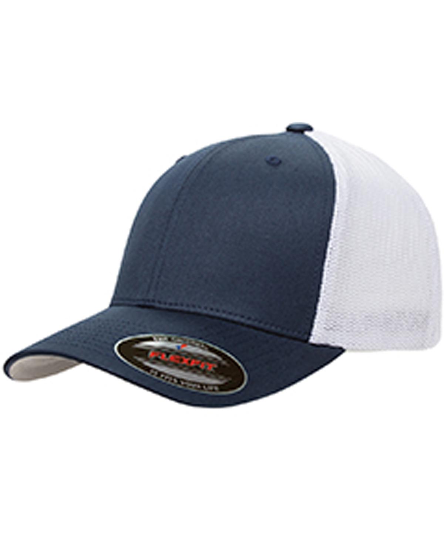 Flexfit Mesh Trucker Cap 6511 BLU ROYAL