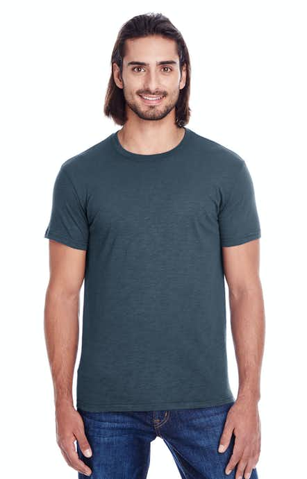 Threadfast Apparel 101A Charcoal Slub