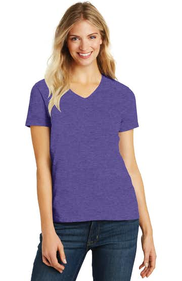 District DM1190L Heather Purple
