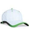 Pacific Headwear 0416PH White/Neon Green