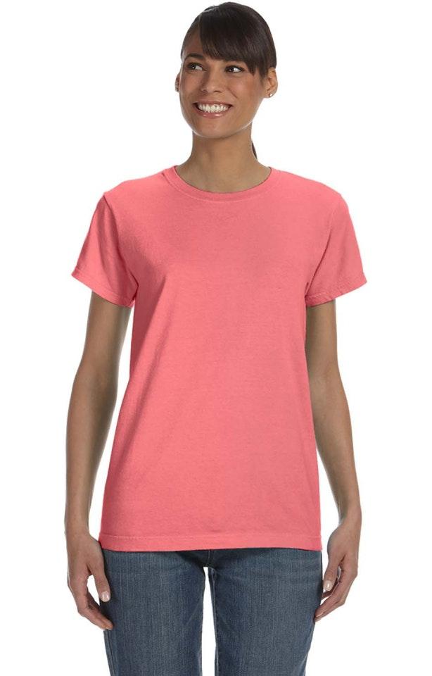 Comfort Colors C3333 Neon Red Orange