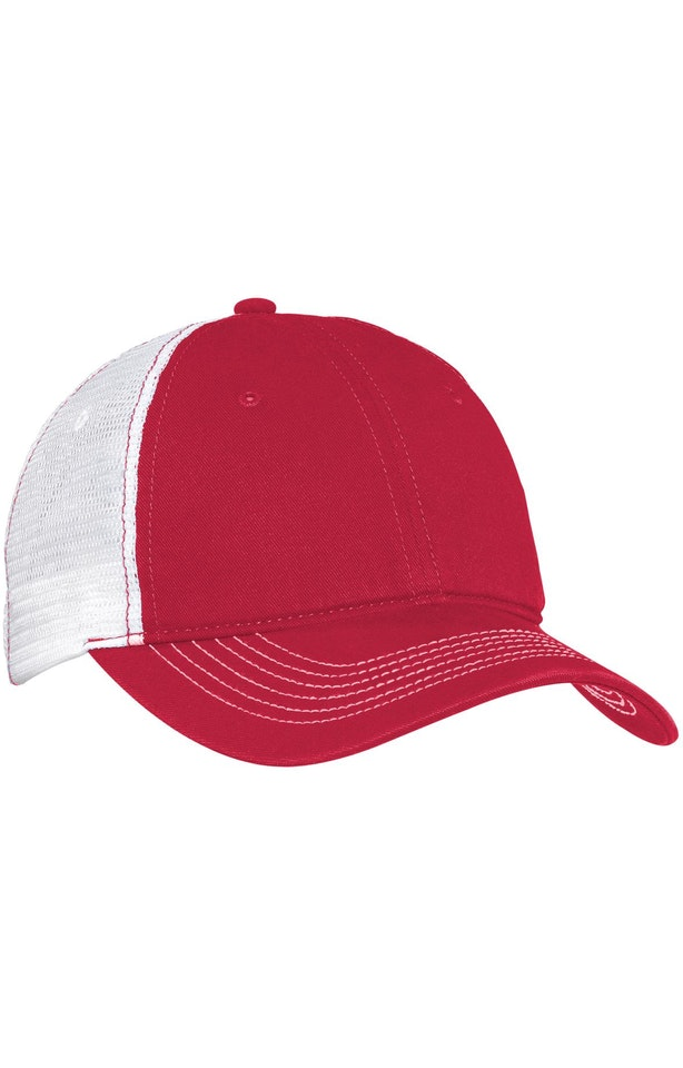 District DT607 Red / White