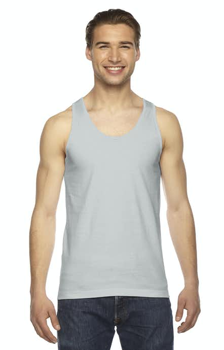 American Apparel 2408W New Silver
