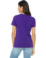 Bella + Canvas B6400 Team Purple