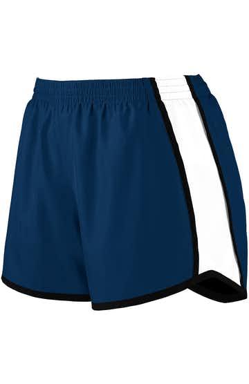 Augusta Sportswear 1265 Navy/White/Black