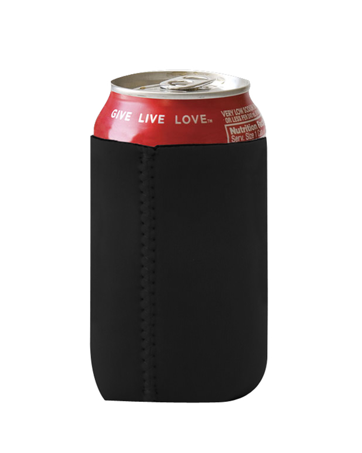 50 Liberty Bags Blank Neoprene Koozies Beer Soda Can Cooler FT007 wholesale