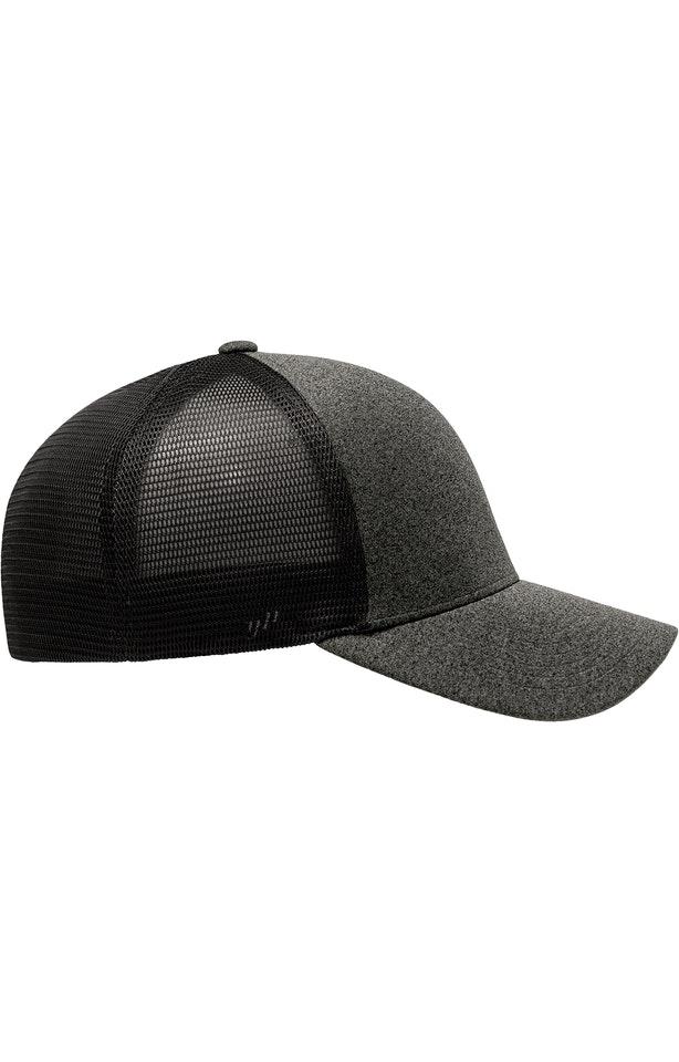 Yupoong 5511UP Dark Gray / Black
