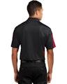 Sport-Tek ST695 Black / True Red