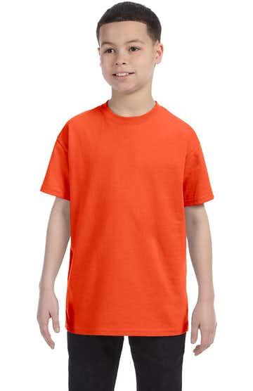 Jerzees 29B Burnt Orange