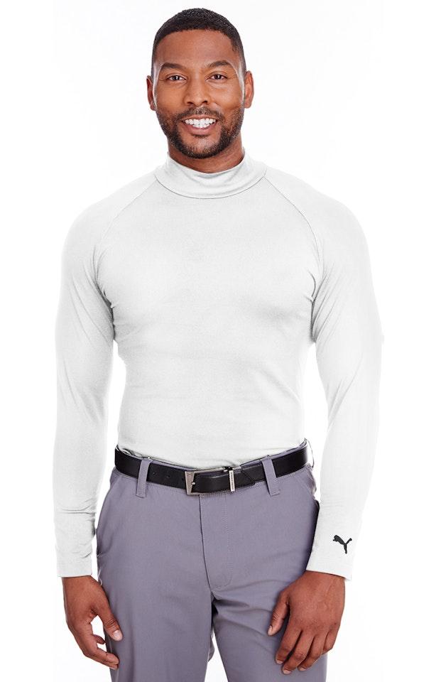 Puma Golf 596808 Bright White