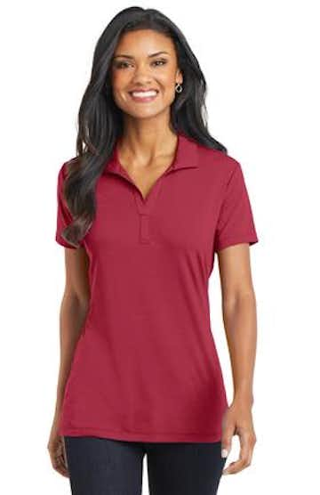 Port Authority L568 Chili Red