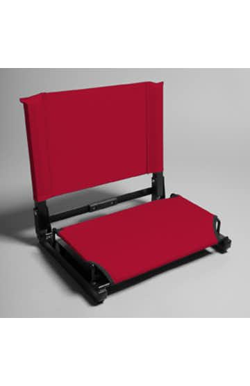The Stadium Chair SC2 BACK Red - Fabric back