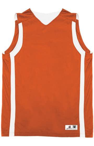Badger B8951 Burnt Orange / White