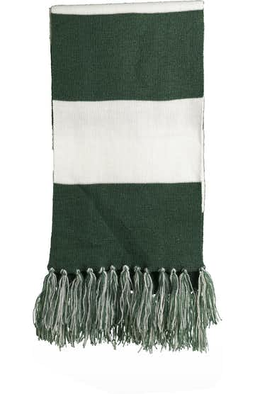 Sport-Tek STA02 Forest Green / White