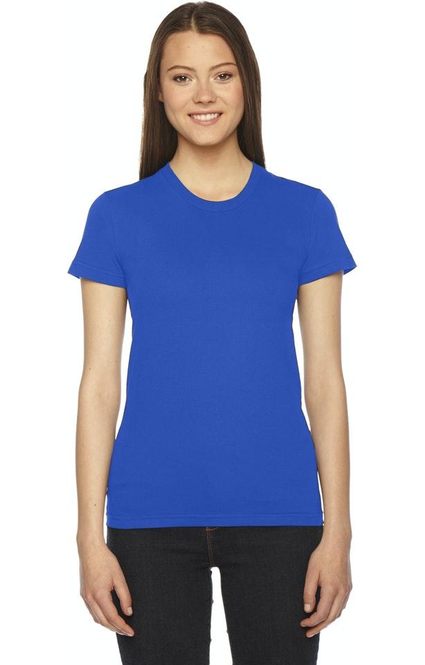 American Apparel 2102 Royal Blue