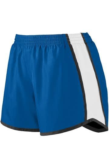 Augusta Sportswear 1265 Royal/White/Black