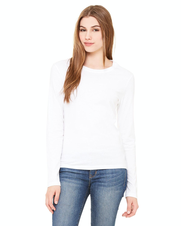 Bella+Canvas B6500 White