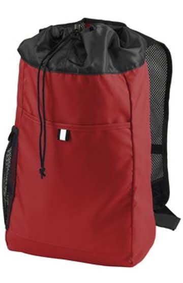 Port Authority BG211 Chili Red / Black
