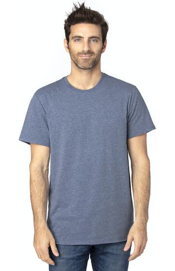 Threadfast Apparel 100A Navy Heather