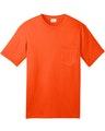 Port & Company USA100P Safety Orange