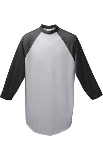 Augusta Sportswear 4421 Ath Hth/ Black