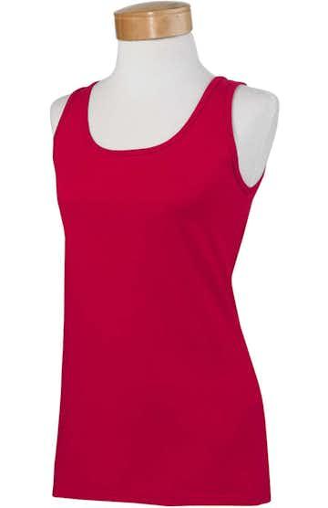 Gildan G642L Cherry Red