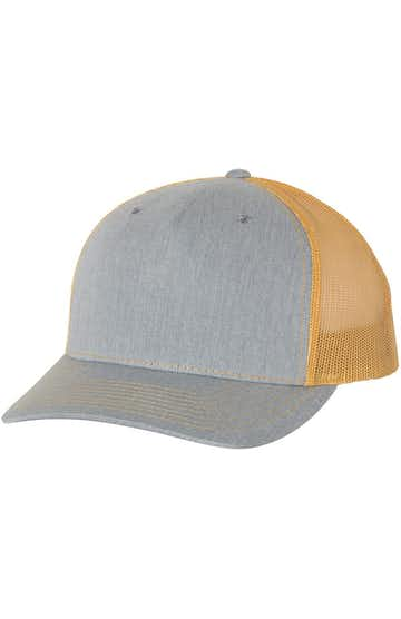 Richardson 112FP Heather Grey/ Amber Gold