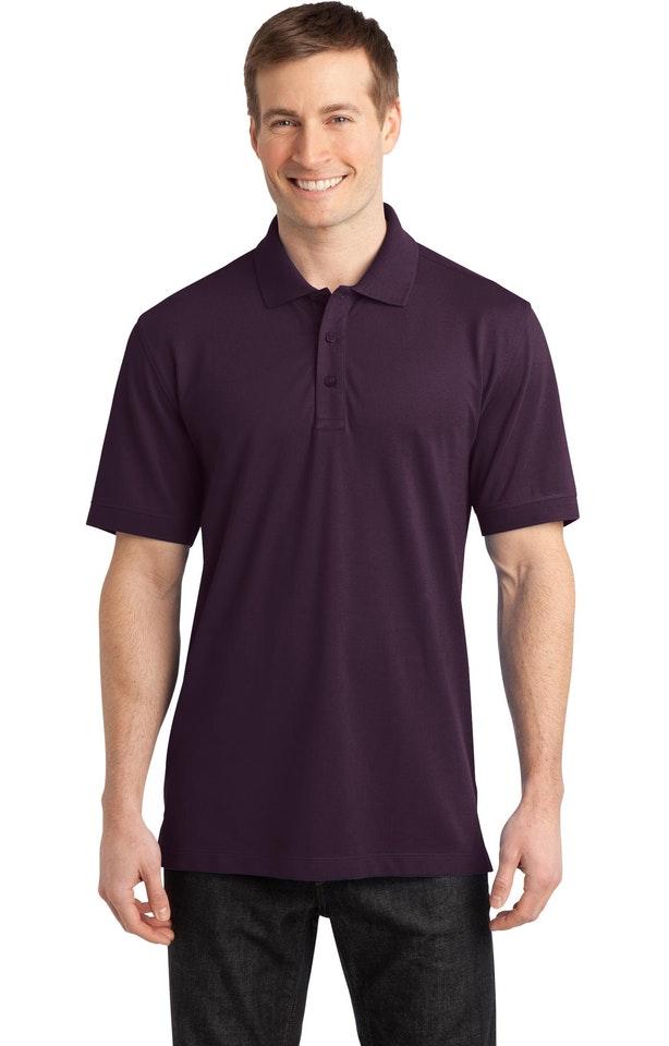 Port Authority K555 Aubergine Purple