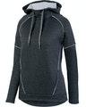 Augusta Sportswear 5556 Black/ White