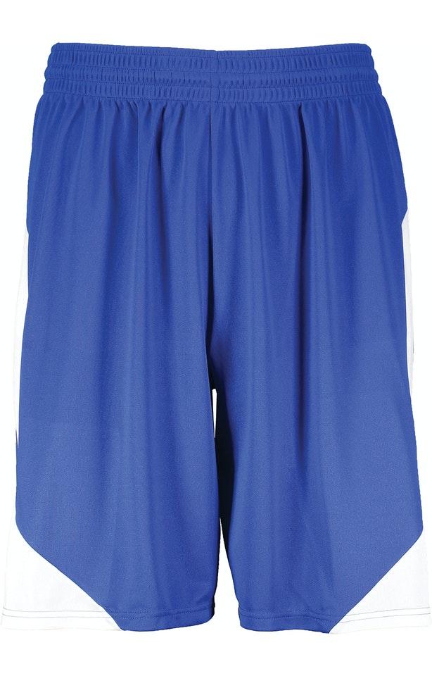 Augusta Sportswear 1734AG Royal / White