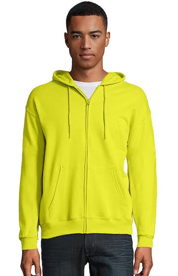 Hanes P180 Safety Green