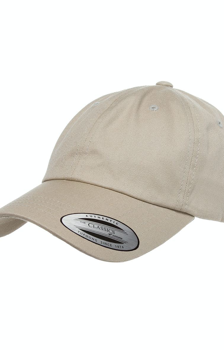0bacc1be9 Yupoong 6245CM Adult Low-Profile Cotton Twill Dad Cap - JiffyShirts.com
