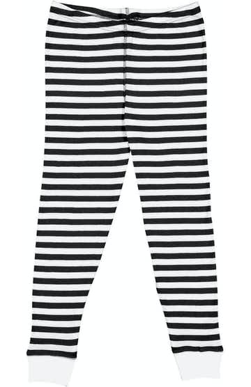 LAT (SO) 612Z Black White Stripe / White