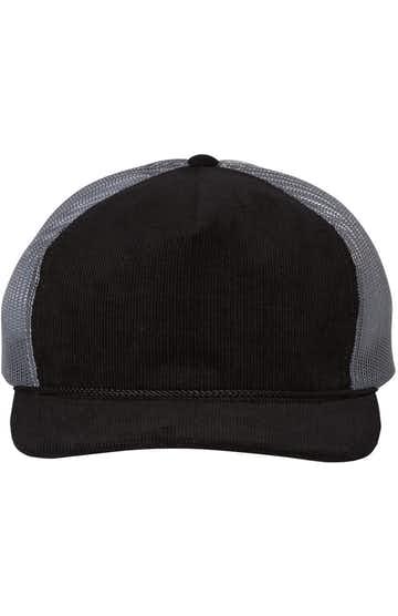 Richardson 930 Black / Charcoal