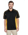 Ash City - North End 87042 Black/Campus Gold