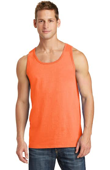 Port & Company PC54TT Neon Orange