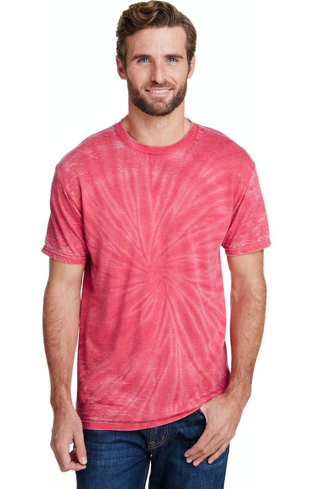 Tie-Dye CD1090 Red