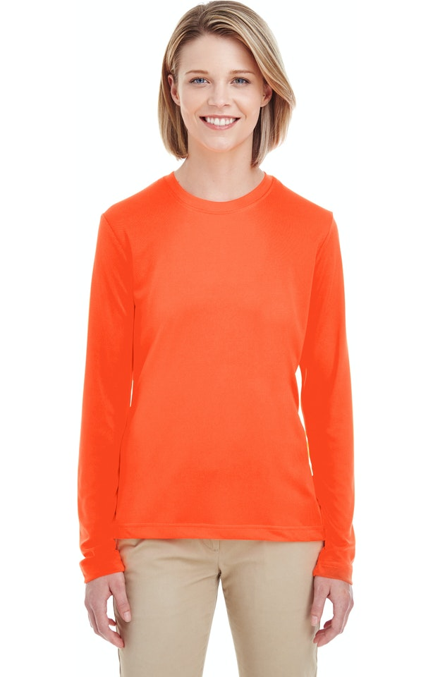 UltraClub 8622W Bright Orange