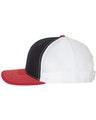 Richardson 112 Navy / White / Red