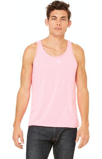 Bella + Canvas 3480 Neon Pink