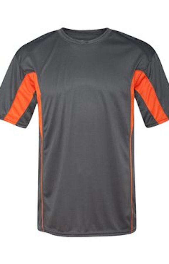 Badger 4147 Graphite/ Burnt Orange