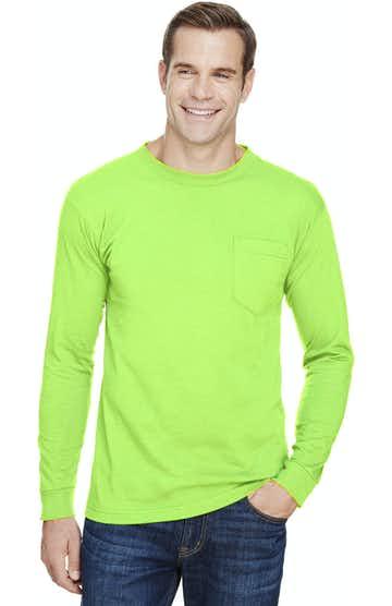 Bayside BA3055 Lime Green