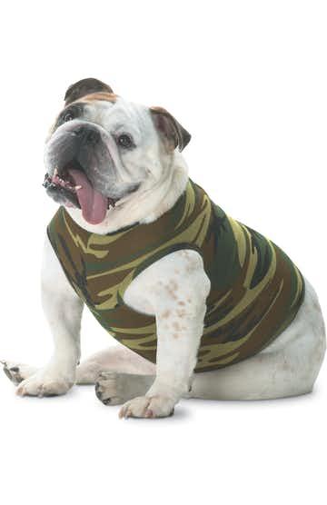 Doggie Skins 3902 Green Woodland