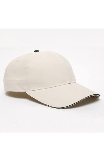 Pacific Headwear 0121PH Khaki/Hunter